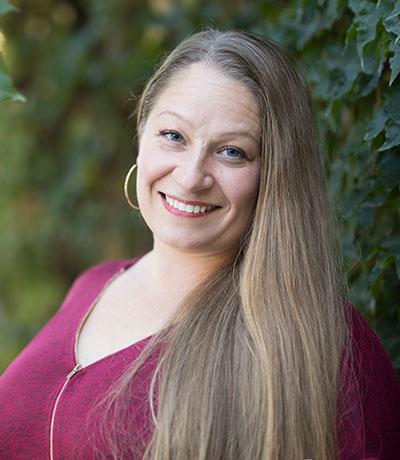 Amanda  Burton: Schedule Coordinator & RDA
