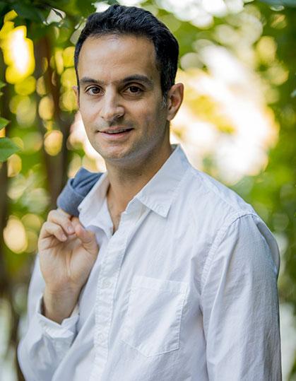 Dr. Reza Saeidi